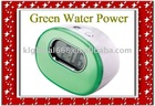 Promotional Green Water Power Digital Electronic Alarm Clock from Direct Factory in Dongguan City
