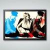 HX 2012 Comic Aluminum Frame Slim Led Light Box