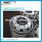 Heavy duty truck steel wheel rim 9.00X22.5