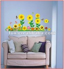 3D Stereoscopic XZWall Sticker