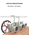 Cast Iron M-grinder
