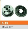 TITAN-150 motorcycle clutch hub