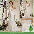 Beautiful and Stunning Lace With Beaded Designer Wedding dress