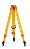 Wooden tripod for total station-Model:SJ1-II