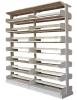 JIEBAO pop steel bookshelves