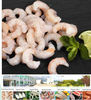 Raw peeled deveined shrimp