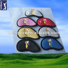 Custom Made Neoprene Golf Iron Head Cover