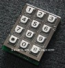 12keys public payphone keypad