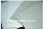 A grade white face with grey back manila board paper