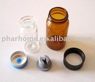 25ML Screw Neck Glass vials(Cap+Vial+lining)