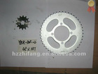 YBR125 02 Motorcycle Chain Sprocket 45T+14T