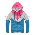 12PJ0601 tri color sports jacket