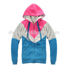 12PJ0601 tri color sports jacket