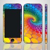 For iPhone5 Skin Colorful Skin