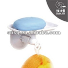 plastic suction cup Soap holder