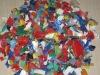 HDPE bottle caps