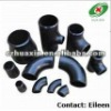 ASTM A234 WPB ANSI B16.9 black steel pipe fittings