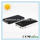 4000mAh high capacity solar battery charger for mobile phone