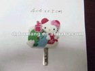 hello kittyshaped key head cover