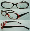 2009 new fashion plastic reading glasses