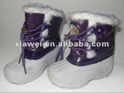 2012 children snow boots