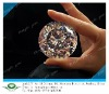 Wholesale brilliant round cut loose cz gemstone for jewelry accessories