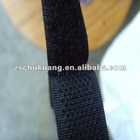 Black Grade A High quality colored velcro(hook&loop) zipper replacement