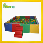 Indoor soft play ball pool