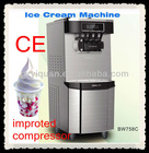 soft ice cream machine,fashion ice cream making machine,stainless steel ice machine