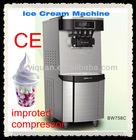 soft ice cream machine,fashion ice cream making machine,stainless steel ice machine