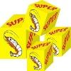 SUPER shrimp flavor bouillon cube