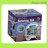 210pc deluxe sewing kit storage caddy