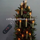 best selling christmas tree candle light(CE&ROHS prove)
