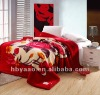 100% polyester thick blanket 200*240cm