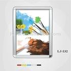 Aluminum snap frames/poster frame rounded corner