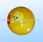 2012 promotional pvc beach ball inflatable