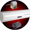 Deluxe centrigual air curtains with remote controller for five star hotel