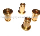 Flat round head brass non-standard rivet/auto lathe parts