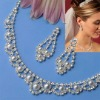Bridal RHINESTONE JEWELRY Sets,wedding JEWELRY Sets