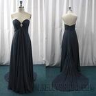 Fall 2010 Hot-Selling Elegant Straples Chiffon Bridesmaid Dress