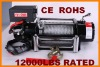 Off-road winch/ electric winch 12000lb CE approved