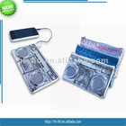 Mini Portable Wallet Bag Boombox Speaker for iPhone 4S