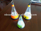 LED CAMPING LANTERN with cone shape