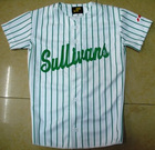 T-shirt / baseball jersey