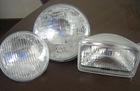 "4000/4003 5"" Round Sealed Beam light lamp 12V 100/75W"