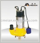 Stainless steel pump/ submersible pump/ sewage pump