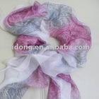 2012 New Arrival Fashion Design Silk Scarf