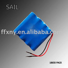3.7V 18650 4P Lithium Battery Pack
