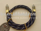 Digital audio line line fiber channels CHOSERL GB-1702 1m