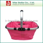 Aluminium Folding Shopping basket